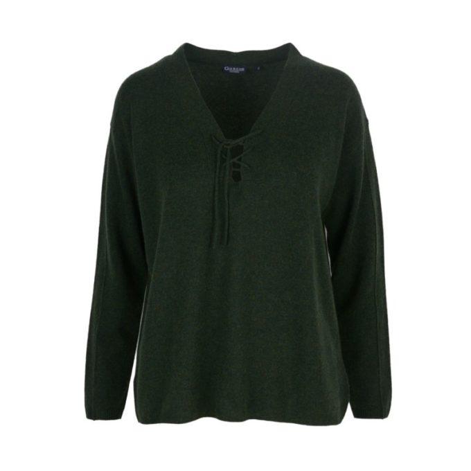 lace-up-sweater-gruen