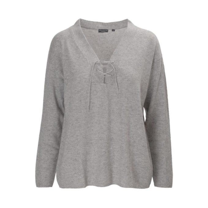 lace-up-sweater-hellgrau