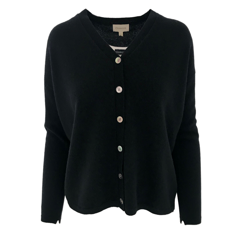 Cosy Cardigan black
