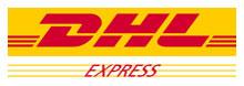 logo dhl express footer