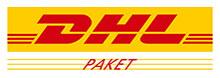 logo dhl paket footer